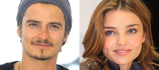 Orlando Bloom und Miranda Kerr: Geheime Hochzeit in LA