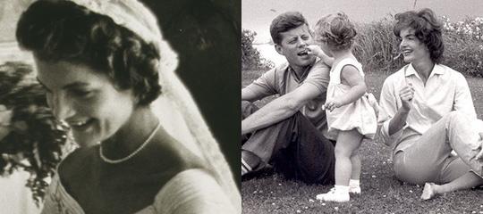 Unvergessliche Hochzeiten: John F. Kennedy und Jackie Bouvier