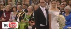 Die ungewöhnlichsten Hochzeiten: Victoria und Daniel Westling
