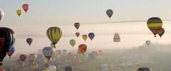 Heiß, Heißer, Heißluftballon