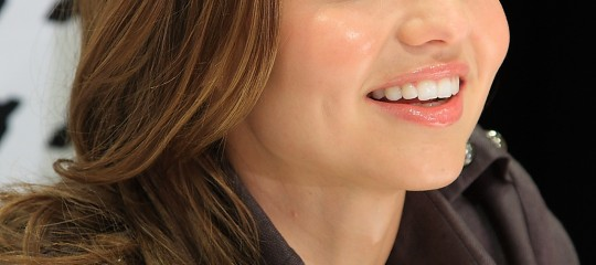 Miranda Kerr natürlich schön